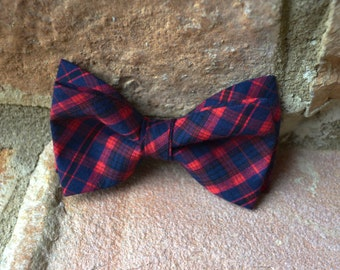 free swatchesnavy blue and red plaid bow tie,bow tie for boys,red plaid,navy blue plaid bow tie,bow ties