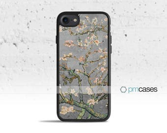 Almond Blossoms Case Cover for Apple iPod Touch & iPhone 4/4s/5/5s/5c/6/6s/7/Plus/SE