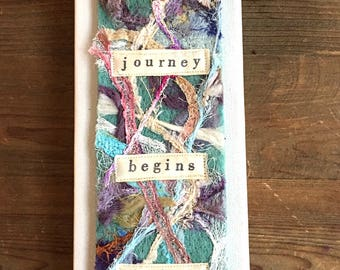 Your Journey Begins Today