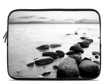 Laptop Sleeve Bag Case - Gotland by Andreas Stridsberg - Neoprene Padded - Fits MacBooks + More