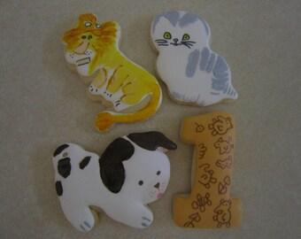 1 Dozen Little Golden Books Fan Art Cookies