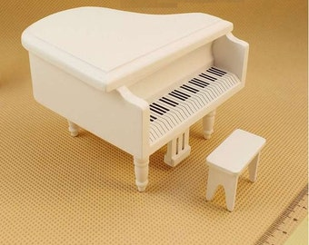 Piano Stool Etsy