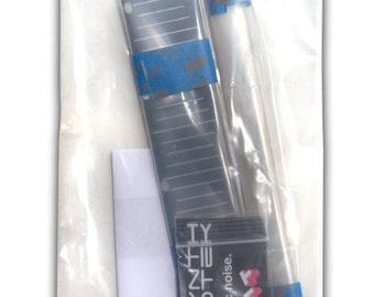 Synthrotek Ribbon Controller Touch Interface DIY Kit, 1U 44HP