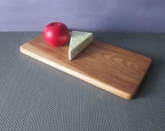Cutting Board / Oak Board / Oak Serving Board / Natural Board / Handmade / Oak Board / Cutting Board / Light Wood Board / Handmade Board