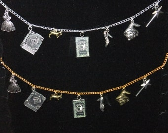 Wicked Book Necklace - Great Gift for Book Lovers!