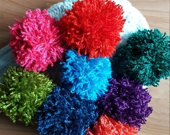 Poms for your hats