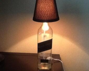 Johnnie Walker Black Label lamp