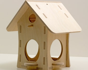 Birdhouse - Aviary - Bird feeder *BISTRO