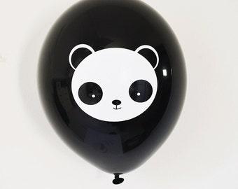 Panda Balloons