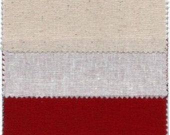 """Osnaburg Fabric 45"""" Wide 100% Cotton - By the Yard"""