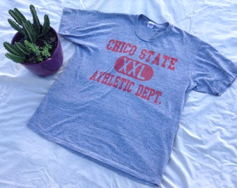 Vintage Chico State Athletic Department T-Shirt