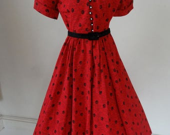 40's / 50's Dress. Rock Around The Clock Tonight.