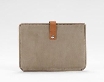 Leather iPad Mini Case - iPad Mini Cover - iPad Mini Leather Case - iPad Leather Sleeve - Leather iPad Mini Sleeve - Leather iPad Cover