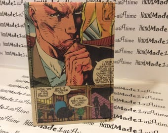 Xmen comic book wallet. Best wallet ever. Check it out. Plus FREE wallet with every order