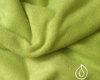 Life clothes organic terrycloth green 100% organic