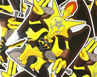 Baphokazam Vinyl Sticker
