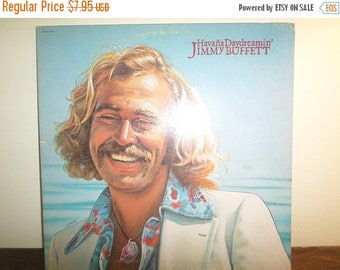 Save 30% Today Vintage 1976 LP Record Jimmy Buffett Havana Daydreamin Very Good Condition 10900