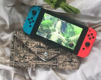 Nintendo Switch Case ~ The Legend of Zelda