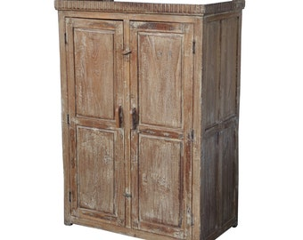 CLEARANCE SALE! Rustic Cabinet with 10 Drawers from Terra Nova Designs