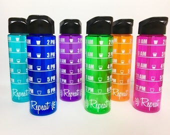 water bottle // personalized bottle // personalized // custom water bottle // sports bottle // personalized gift // personalized tumbler