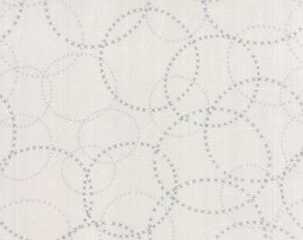1/2 Yard - Modern Background Paper - Graphite Fog - Zen Chic - Brigitte Heitland - Moda - Fabric Yardage - 1584 17