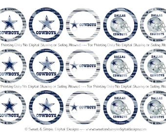 Dallas Cowboys Bottle Cap Images