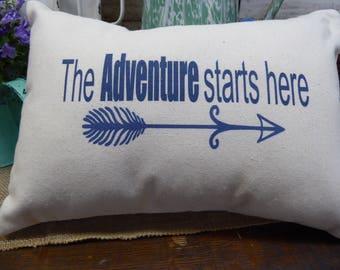 Decorative pillow, Sassy saying, Family pillow, Farmhouse pillow, Handmade