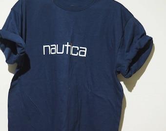 20% off * Vintage Nautica T-Shirt-90's