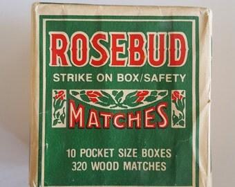 Safety Matches Etsy