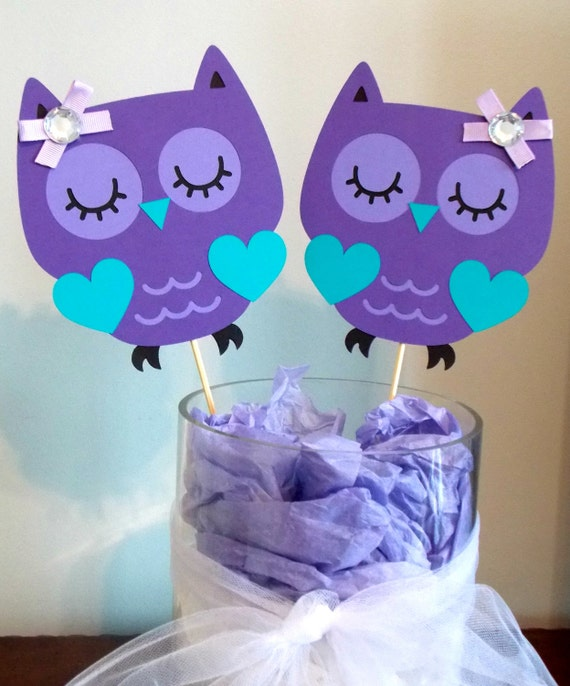 owl centerpieces baby shower centerpieces birthday centerpieces owl