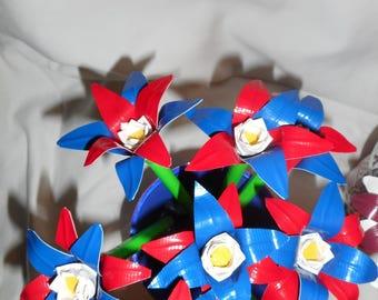 Custom Duct Tape Flowers (3)