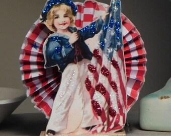 Patriotic Sailor