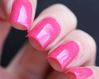 Bleeding Heart - 10 ml handmade nail polish