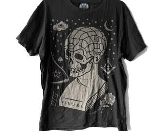 Phrenology Skull Shirt