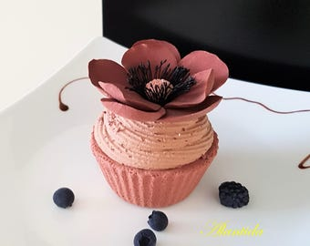 Cupcakes, Realistic Fake Cupcakes,Fake Cupcake for Kitchen Decoration,Shower favour,Display Dessert  Ask a question