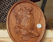Wood Carvings for Sale, O...