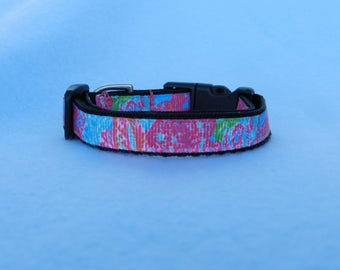 XS Lilly Inspired Dog Collar
