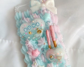 iPhone 7 Kuma Decoden Case