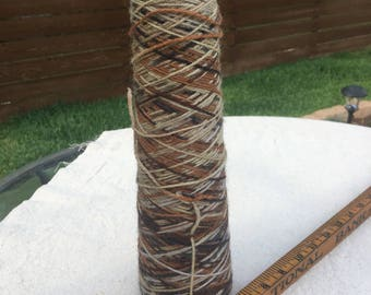 Large spool of string
