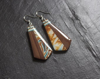 Ethnic Native American Inspired Earrings
