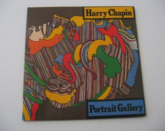 Harry Chapin - Portrait Gallery - Circa 1974