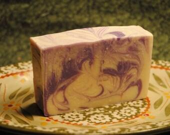 Cranberry Fig Goats Milk Soap