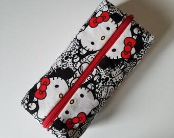 Hello Kitty Pencil Case - Box/Rectangular Shaped