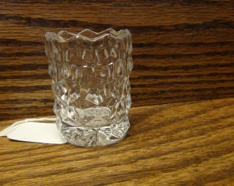 Vintage Fostoria #2056 Toothpick holder