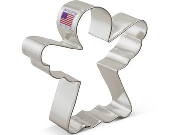 ANGEL cookie cutter-Made in USA-Ann Clark