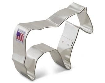 HORSE Cookie Cutter-Made in USA-Ann Clark