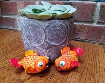 Adorable Handmade LoveFish!