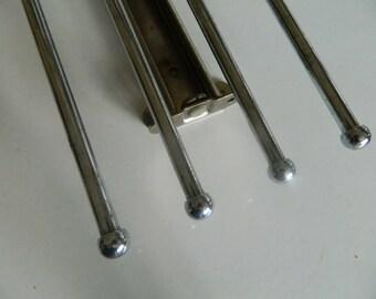 K-Venience chrome extending drying rack / heavy duty towel rack