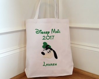 Pick Your Character - Disney Autograph Tote / Bag
