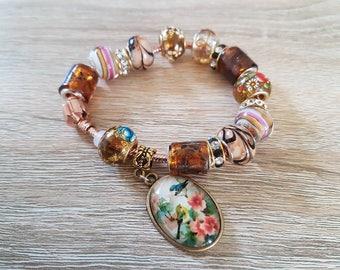 Romantic Vintage Love-  Rose Gold Bracelet